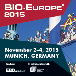BIO-Europe 2015 autumn